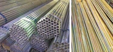 镀锌gang管(JDG、KBG)敷she工程施工工艺标准