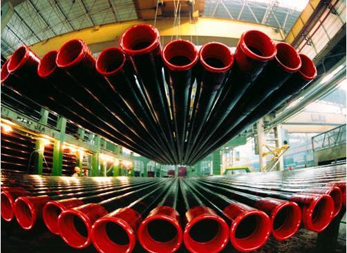 luoxuan钢管生产车jian