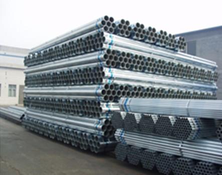 镀锌钢管产品